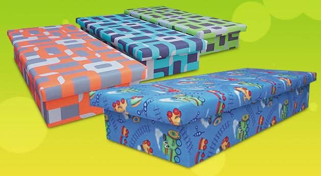 Praktická a štýlová váľanda s kvalitným matracom
