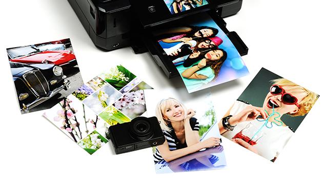 Tlač 6 ks fotografií na formáty A4 alebo A3 na vysokolesklý prémium fotopapier