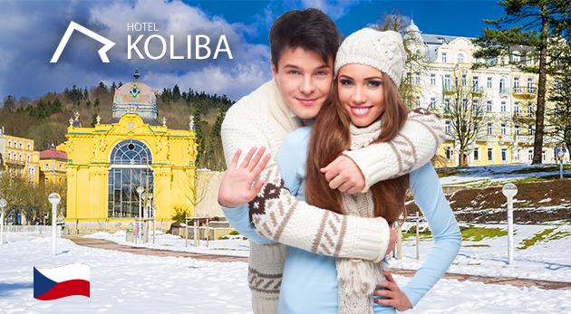 Romantika a relax pre dvojicu v Mariánskych Lázňach v Hoteli Koliba