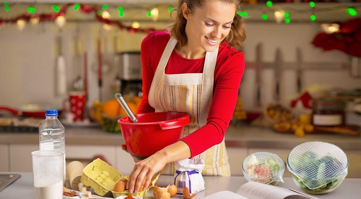 Silikónové pokrievky pre dlhú čerstvosť a plnú chuť vašich potravín - v balení 4 ks