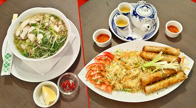 Ázijské menu pre dvoch v Eden Restaurant v Starom meste