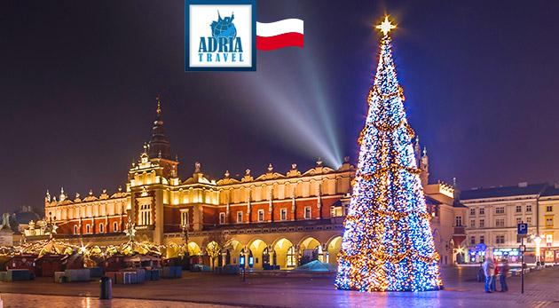 Vypite si varené vínko na vianočných trhoch v Krakove!