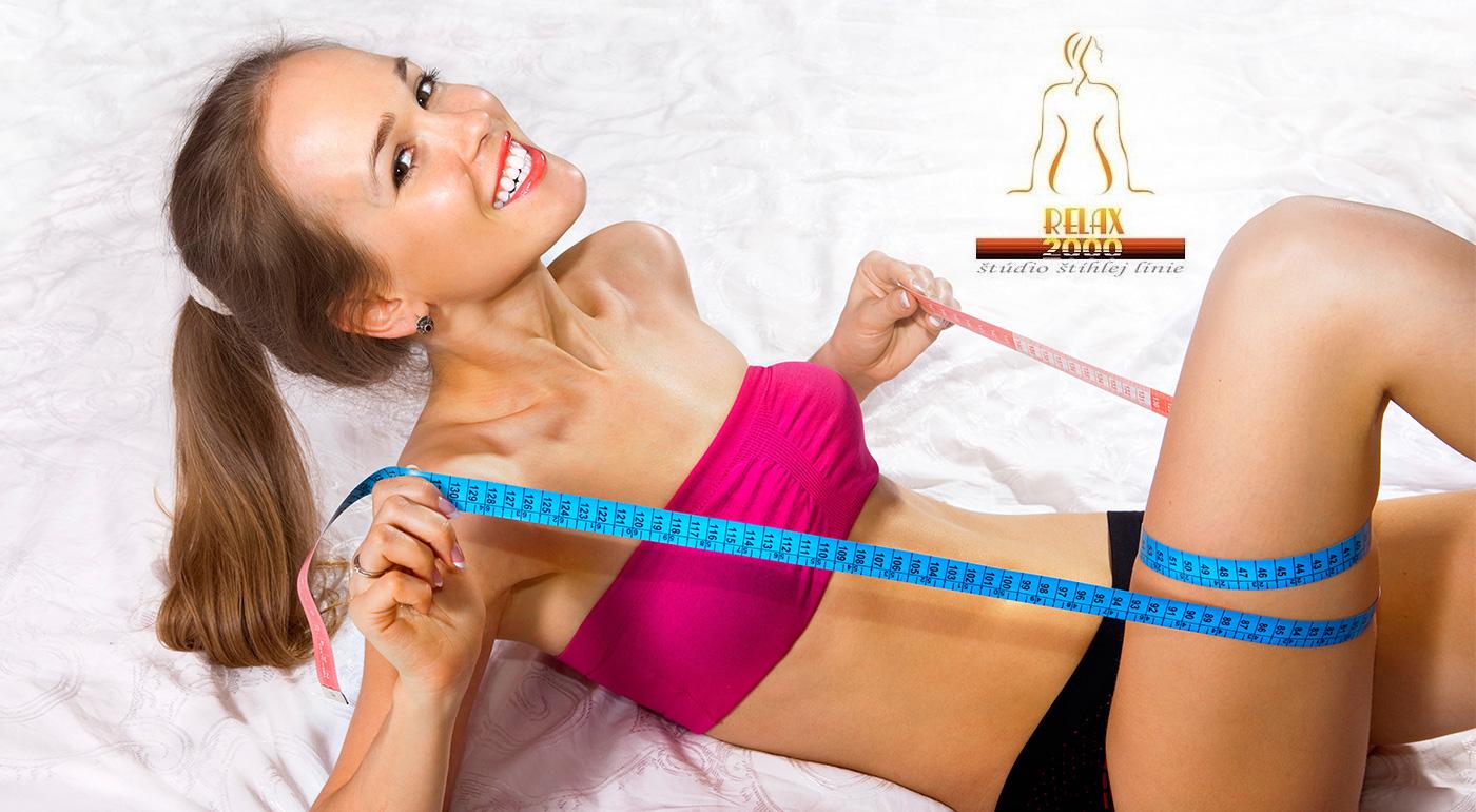 Zbavte sa tukových zásob vďaka skvelej odtučňovacej procedúre Monotherm v štúdiu Relax2000!