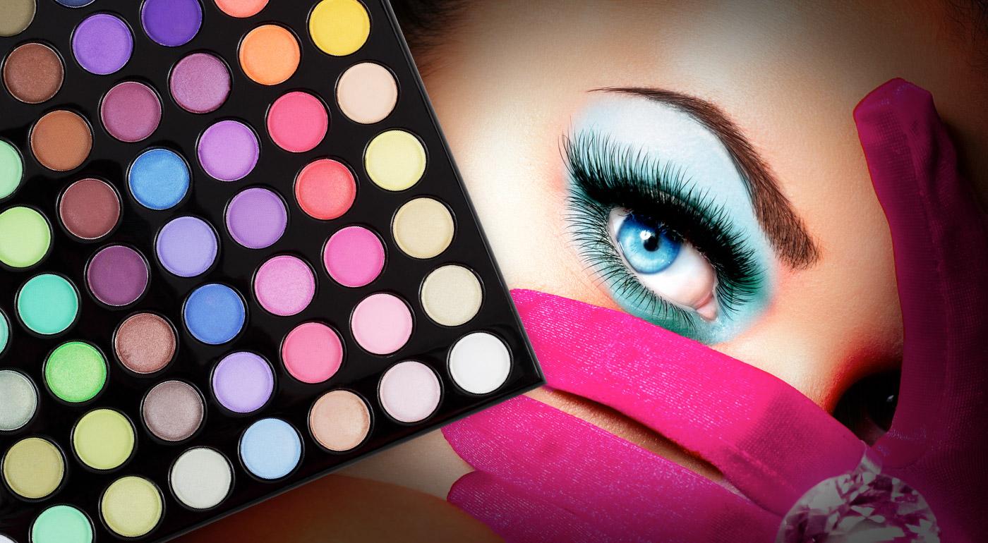 Profesionálna paleta očných tieňov pre každú ženu, ktorá sa ľúbi maľovať. Očarte svojho vyvoleného jediným pohľadom!