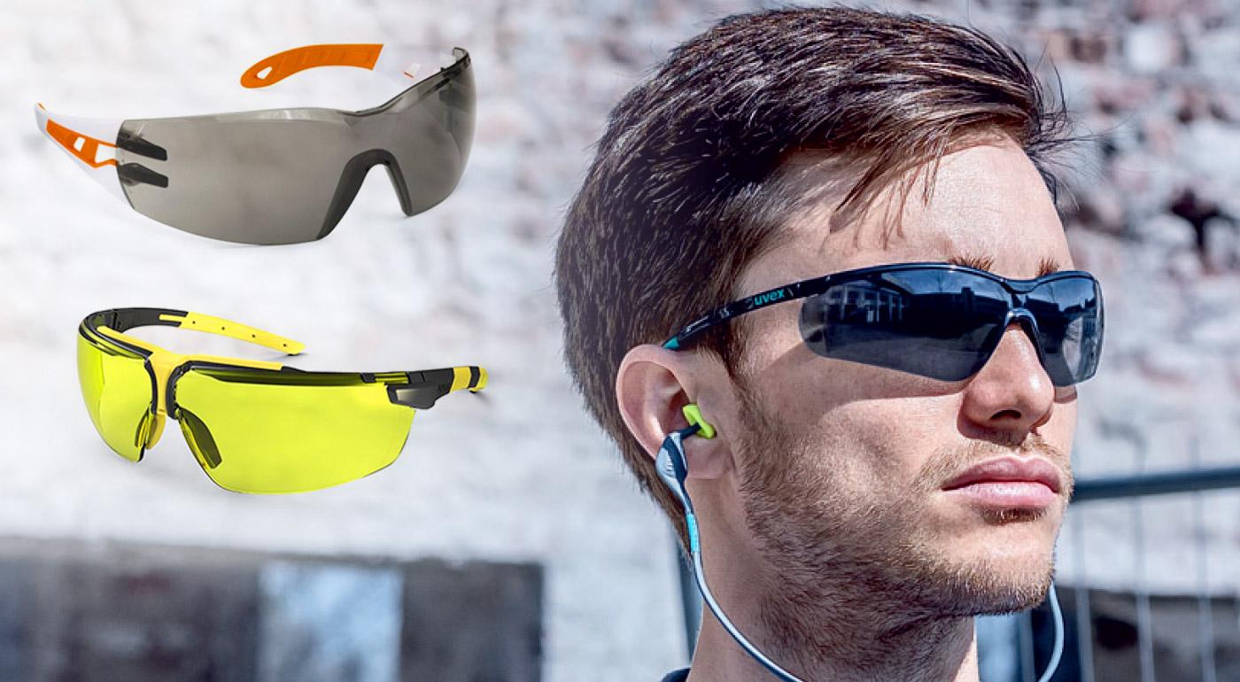 261bb0d7b Kvalitné značkové športové okuliare UVEX - najlepšia ochrana vašich očí