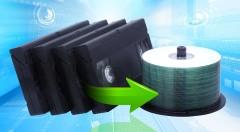 Profesionálny prepis kaziet  na DVD nosiče alebo digitalizácia fotografií