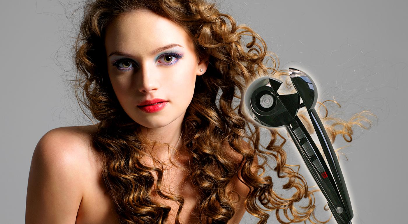 Profesionálna vlasová kulma GoodBaby Perfect Curl ... 9cfe600a2a0