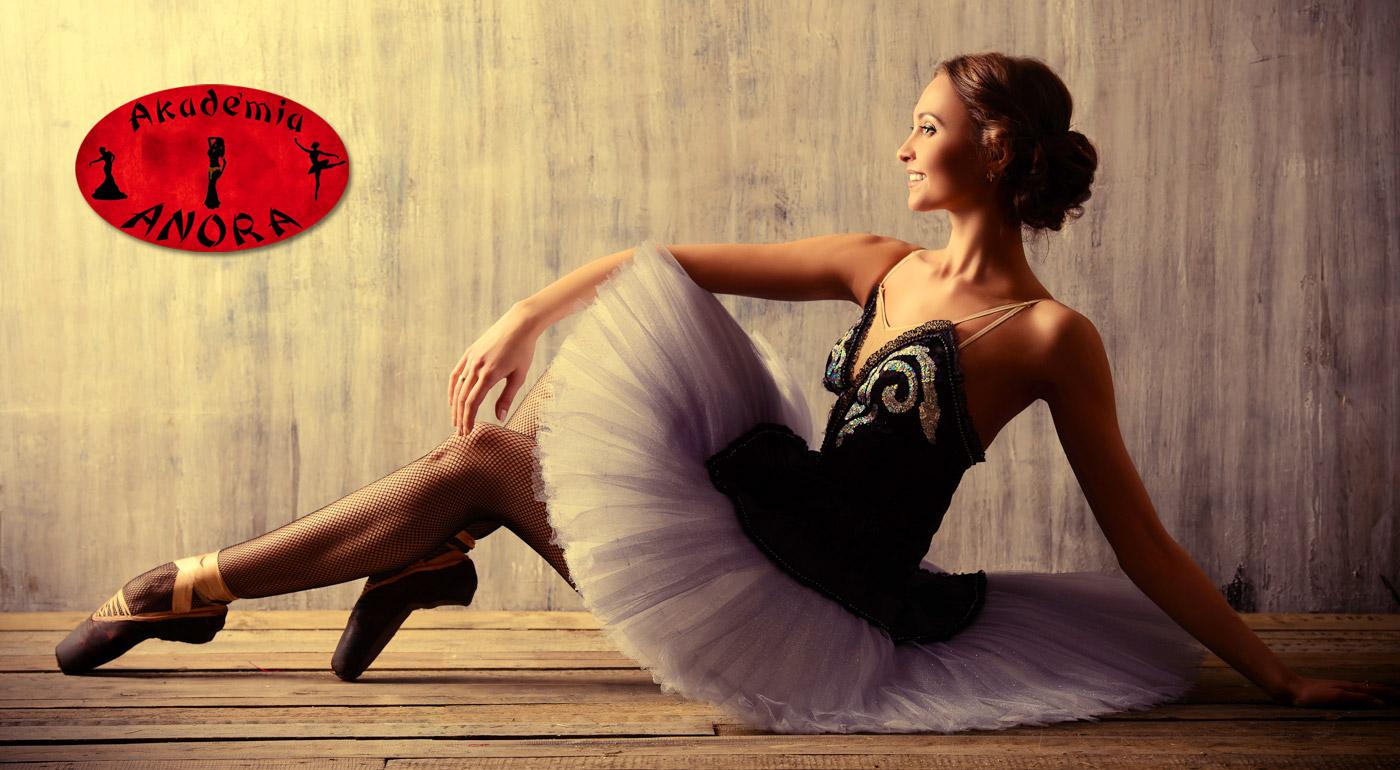 Kurz baletu pre dospelých v Akadémii Anora v trvaní 8 týždňov