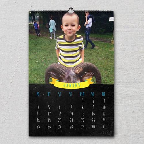 Kalendár A3