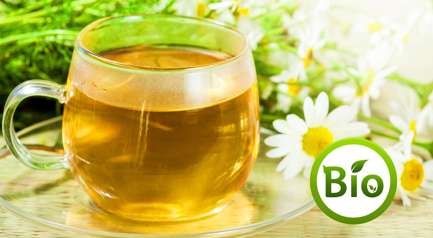 Rôzne druhy kvalitných BIO sypaných čajov SOLARIS