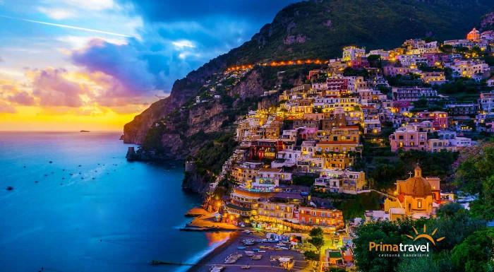 Fotka zľavy: Spoznajte jedinečný kúsok južného Talianska! 5-dňový zájazd na svetoznáme miesta len za 199 € vám dá možnosť nahliadnuť do čarovnej atmosféry Kampánie.