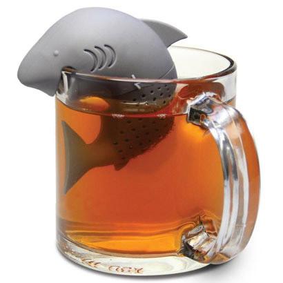 Sitko na čaj - žralok