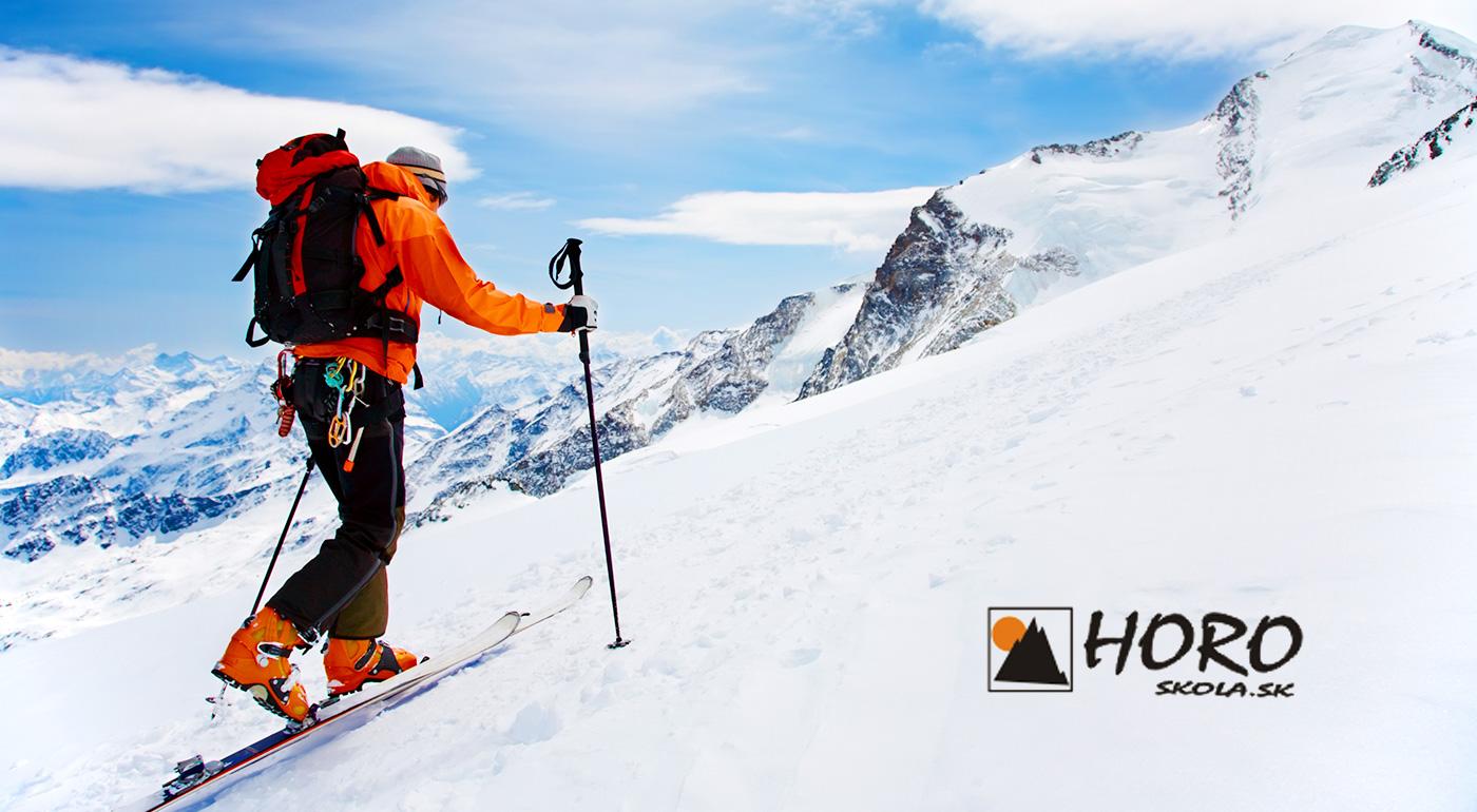 3 - dňový kurz skialpinizmu s prechodom Nízkymi Tatrami