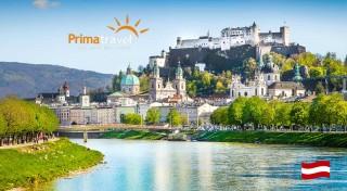 Zľava 36%: Spoznajte zaujímavé rakúske miesta, historické pamiatky alebo úchvatnú prírodu počas plavby po rieke Wolfgangsee. Užite si 2 dňový zájazd do Salzburgu len za 109 € s CK Prima Travel.