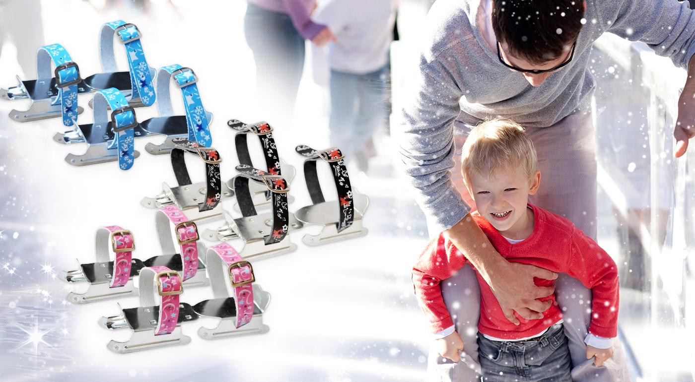 S detskými korčuľami KAJTKI ide každé učenie na ľade ako po masle! Vaše deťúrence budú výskať od radosti z nového zážitku!