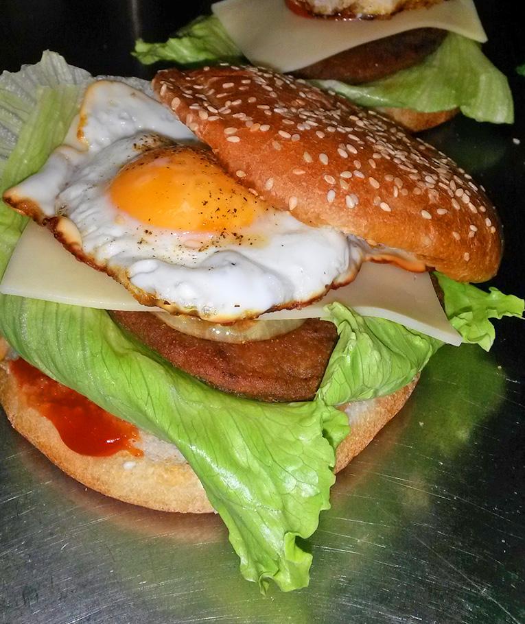 Hamburger pre hladných