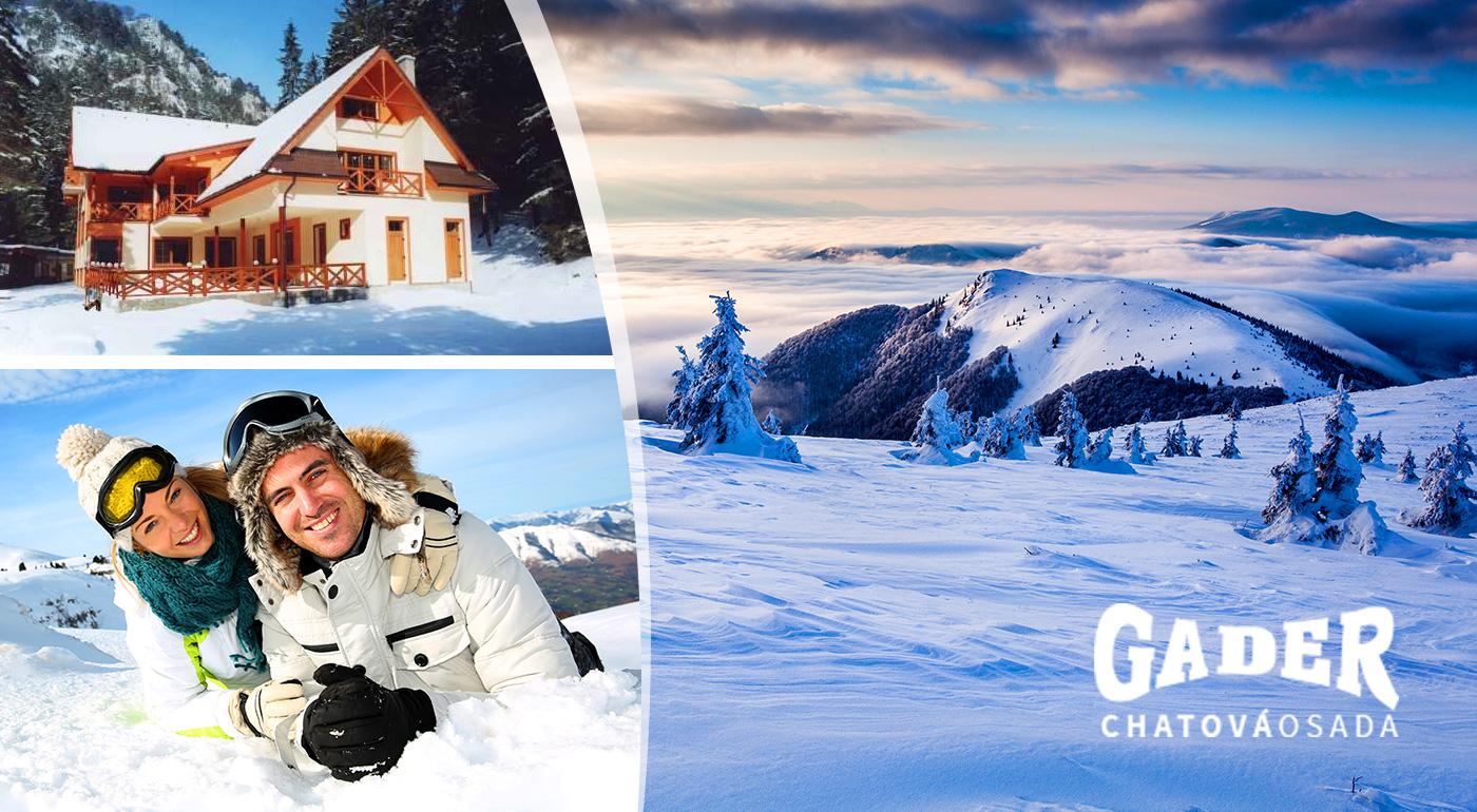 Užite si zimnú lyžovačku a sneh vo Veľkej Fatre! Zľavy na skipasy a dieťa do 4 rokov zadarmo
