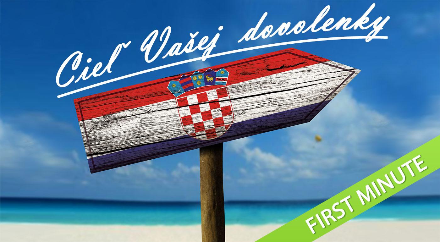 Fotka zľavy: Leto volá po dovolenke v Chorvátsku - 8 dní v Apartmánoch Kristína*** v Gradaci už od 49 €. Na výber i termíny v hlavnej sezóne a dieťa do 15 rokov zadarmo.