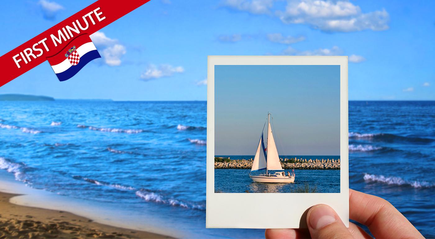 Fotka zľavy: Letná 8-dňová dovolenka na Makarskej riviére vo Vila Kamza*** v letovisku Drvenik už od 49 €! Možnosť výberu termínov aj v TOP sezóne! Dieťa do 6 rokov zadarmo.