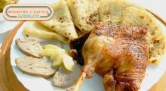 Zľava 48%: Take away chrumkavá domáca husacinka alebo kačacinka od Galika zo Slovenského Grobu. Pochutnajte si na skvelých hodoch kdekoľvek sa vám len zachce.