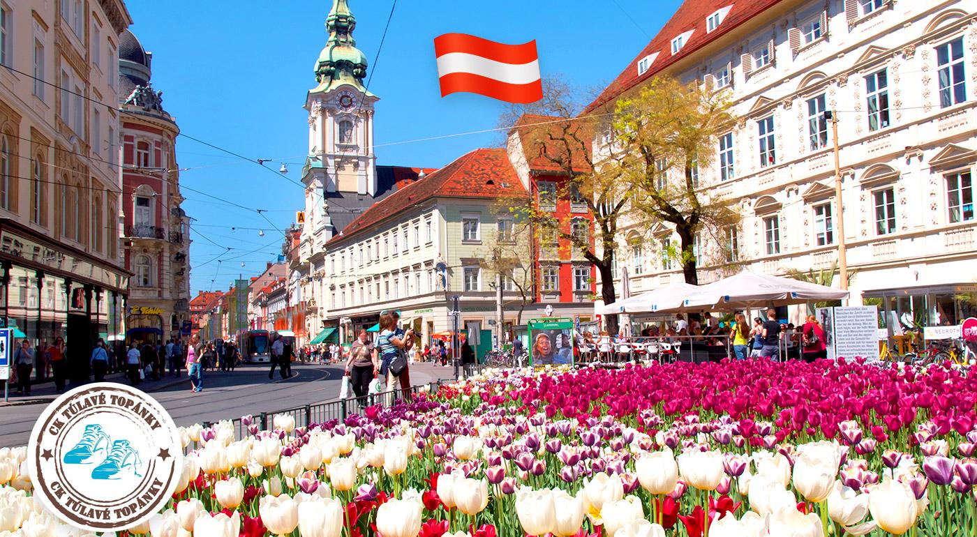 Veľkonočné trhy v Grazi s ponukou typických miestnych výrobkov