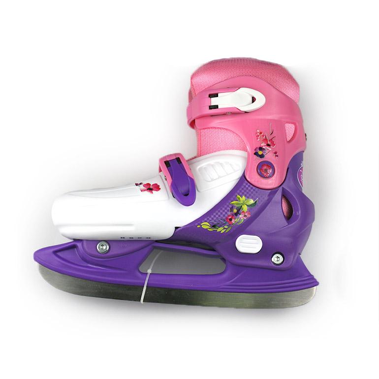 Dievčenské korčule s motívom Disney princess