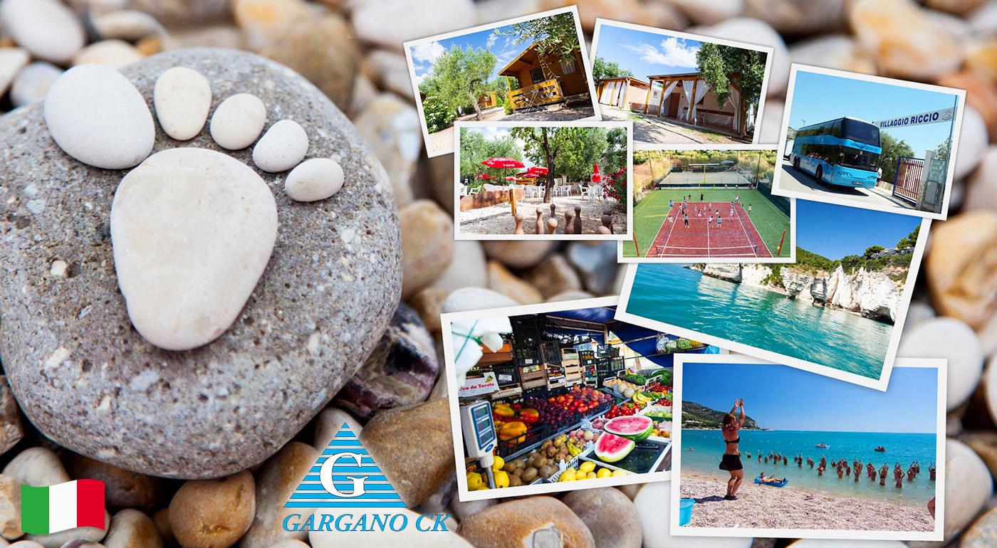 Letná dovolenka - Taliansko, Gargano! 10 alebo 13 dní priamo pri pláži vrátane polpenzie a dopravy!