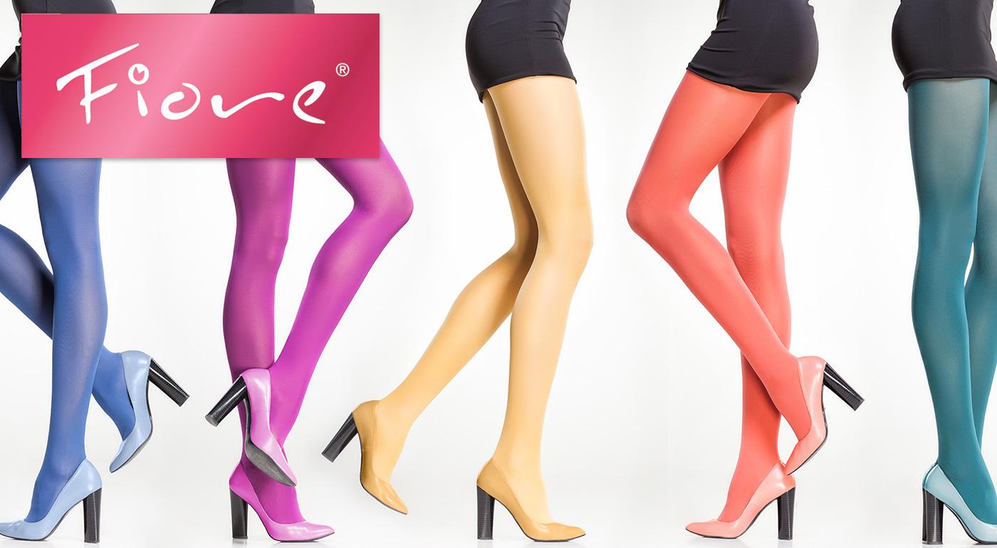 Až 5 kusov trendy pančušiek PAULA značky Fiore. Aby vaše nohy vyzerali príťažlivo a zároveň sa cítili pohodlne!
