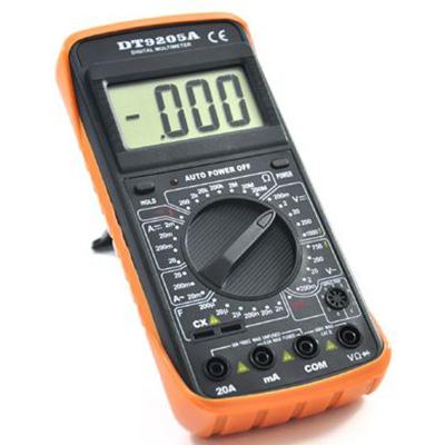 Digitálny multimeter DT-9205A
