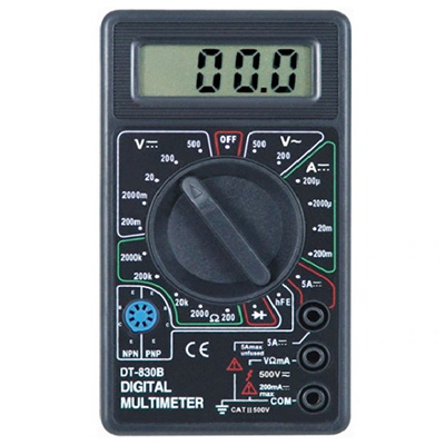 Digitálny multimeter DT-830 B/T