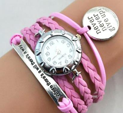 Výsledok vyhľadávania obrázkov pre dopyt vintage watch infinity pink