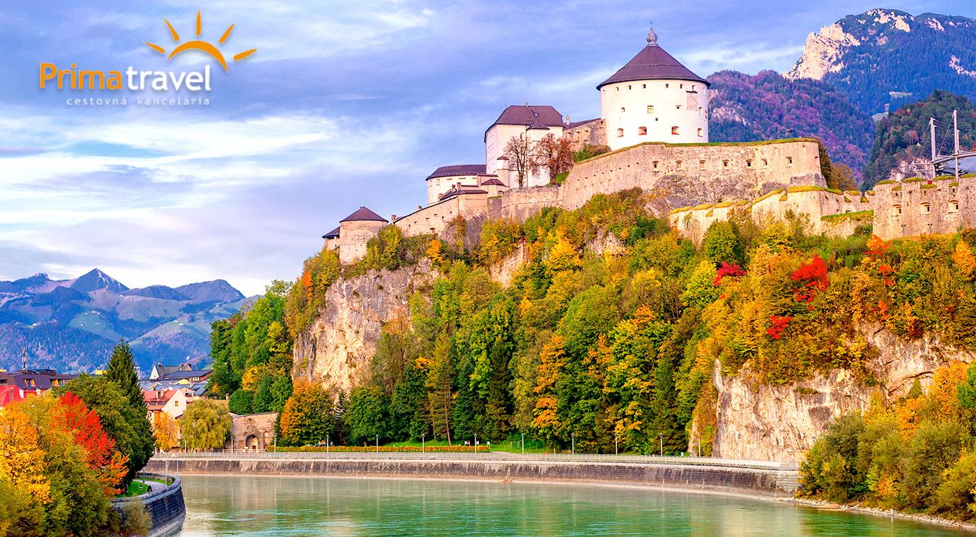 Fotka zľavy: Krásami nabitý 2-dňový zájazd do rakúskeho Tirolska. Spoznajte Swarovského krištáľové mesto Wattens či hlavné mesto Innsbruck len za 119 € vrátane dopravy, ubytovania i raňajok!