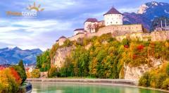 Zľava 34%: Krásami nabitý 2-dňový zájazd do rakúskeho Tirolska. Spoznajte Swarovského krištáľové mesto Wattens či hlavné mesto Innsbruck len za 119 € vrátane dopravy, ubytovania i raňajok!