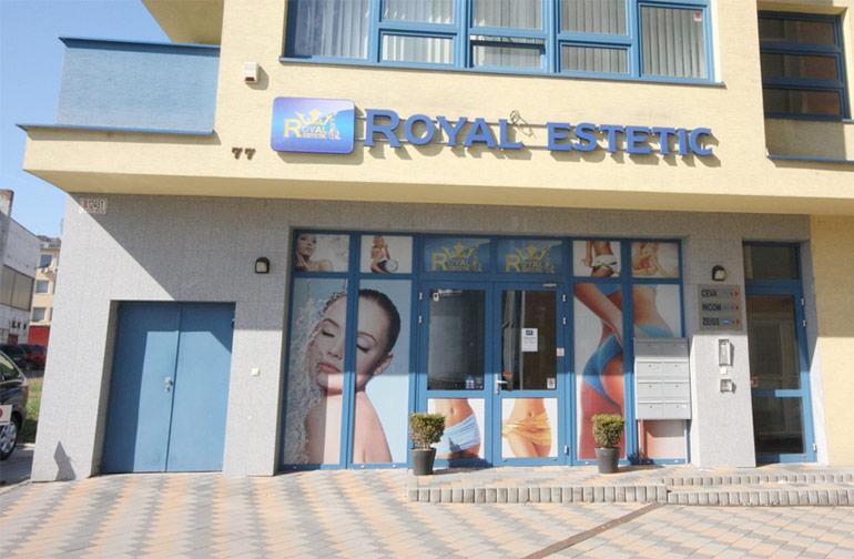 Royal esthetics