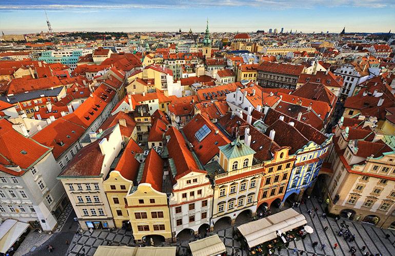Прага владимир