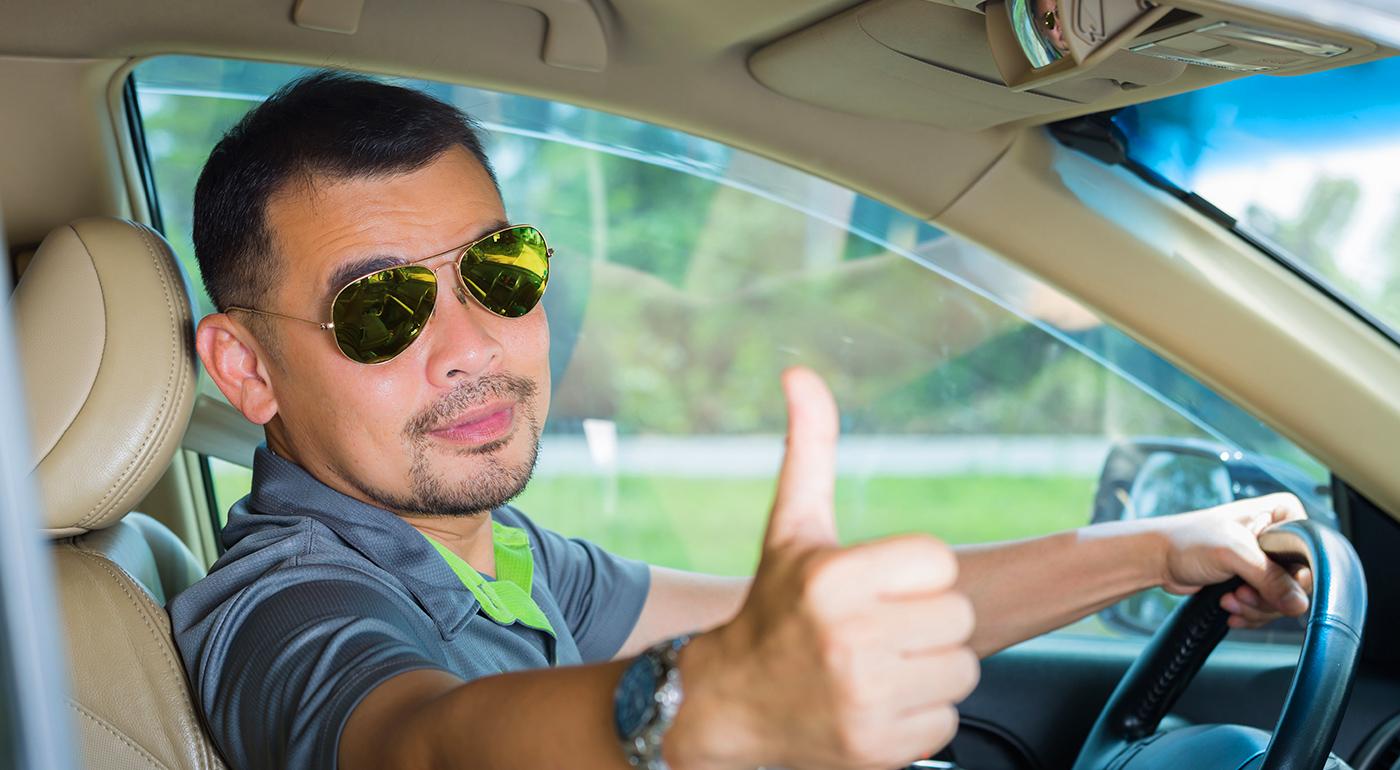 Praktické a štýlové okuliare do tmy pre vodičov pre lepšiu viditeľnosť