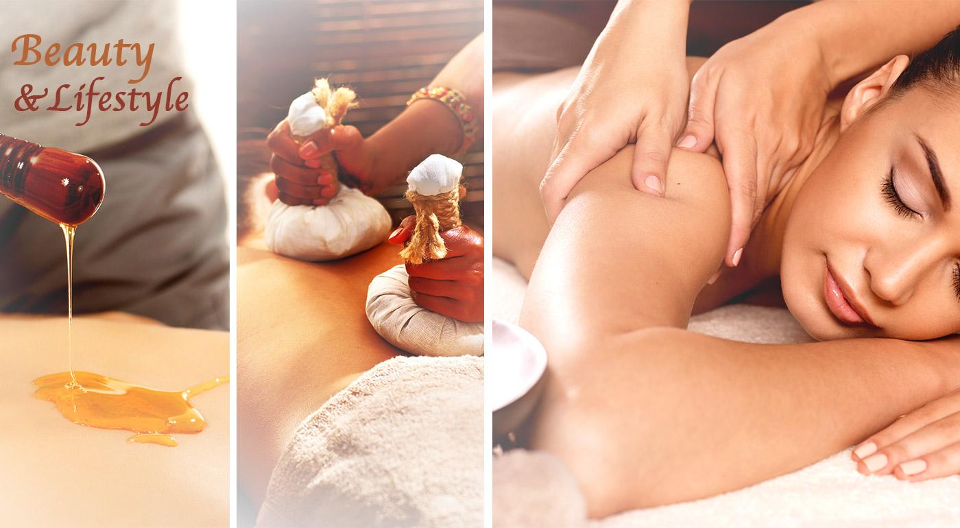 Ozdravujúci balíček masáží v Beauty & Lifestyle, pre oddych tela i duše