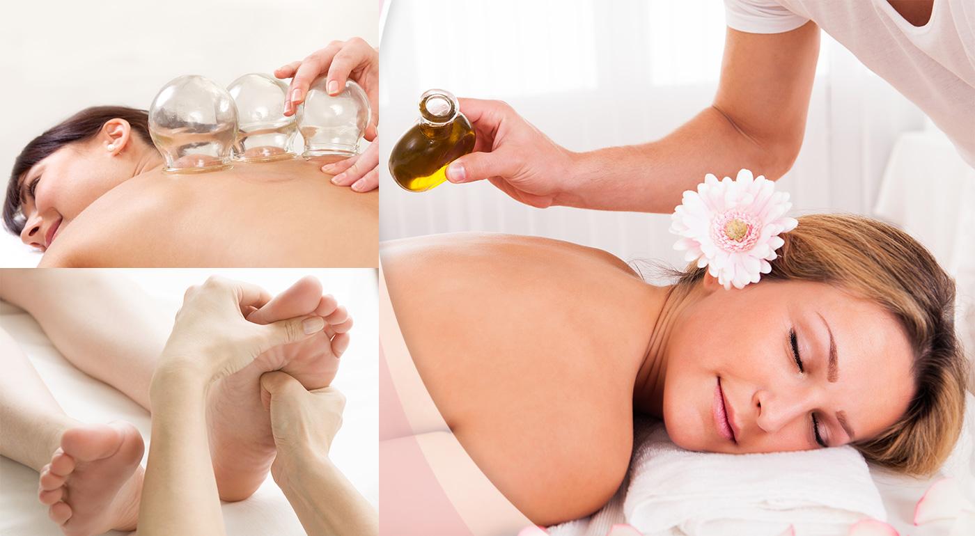 Ozdravujúce masáže v Žiline pre úľavu od bolestí