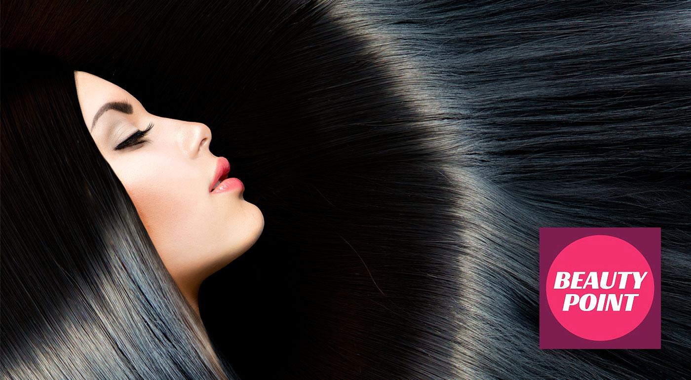 Styling, regenerácia alebo farbenie vlasov v salóne Beauty Point v centre Bratislavy
