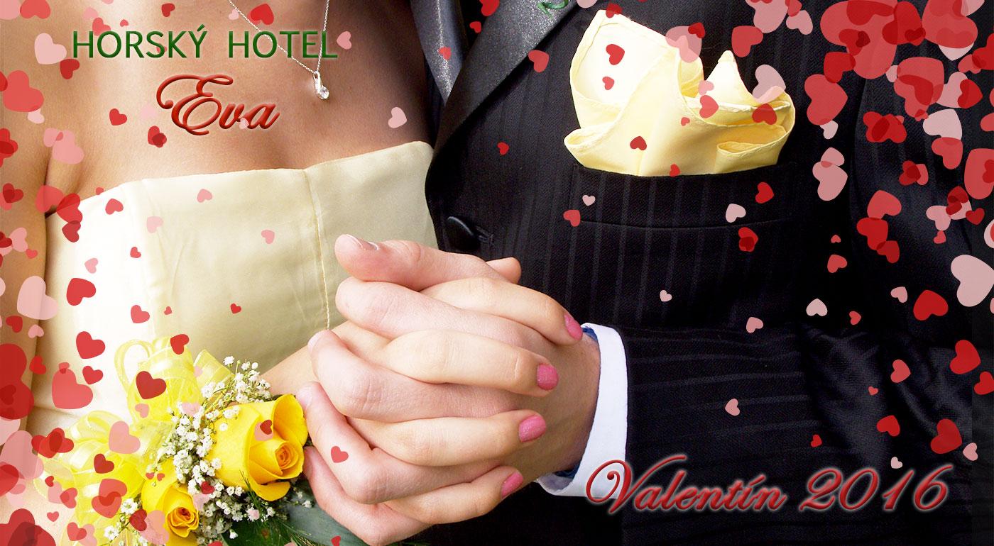 Valentínsky ples so skvelým programom v Horskom hoteli Eva v Malých Karpatoch!