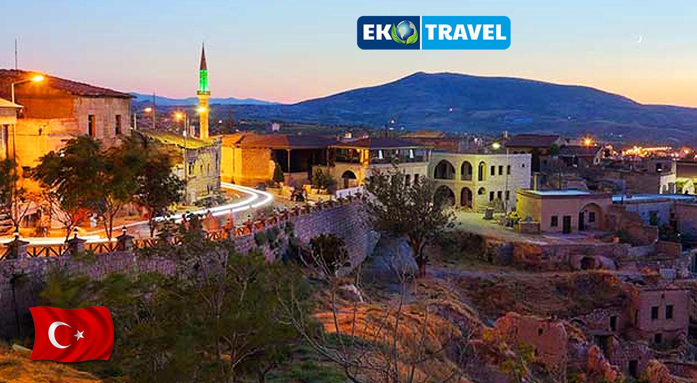 Fotka zľavy: Navštívte fascinujúcu mesačnú krajinu bizarných skál Kappadokiu a perly Tureckej riviéry počas 8-dňového leteckého zájazdu už od 179 € s ubytovaním v luxusných hoteloch, polpenziou či sprievodcom.