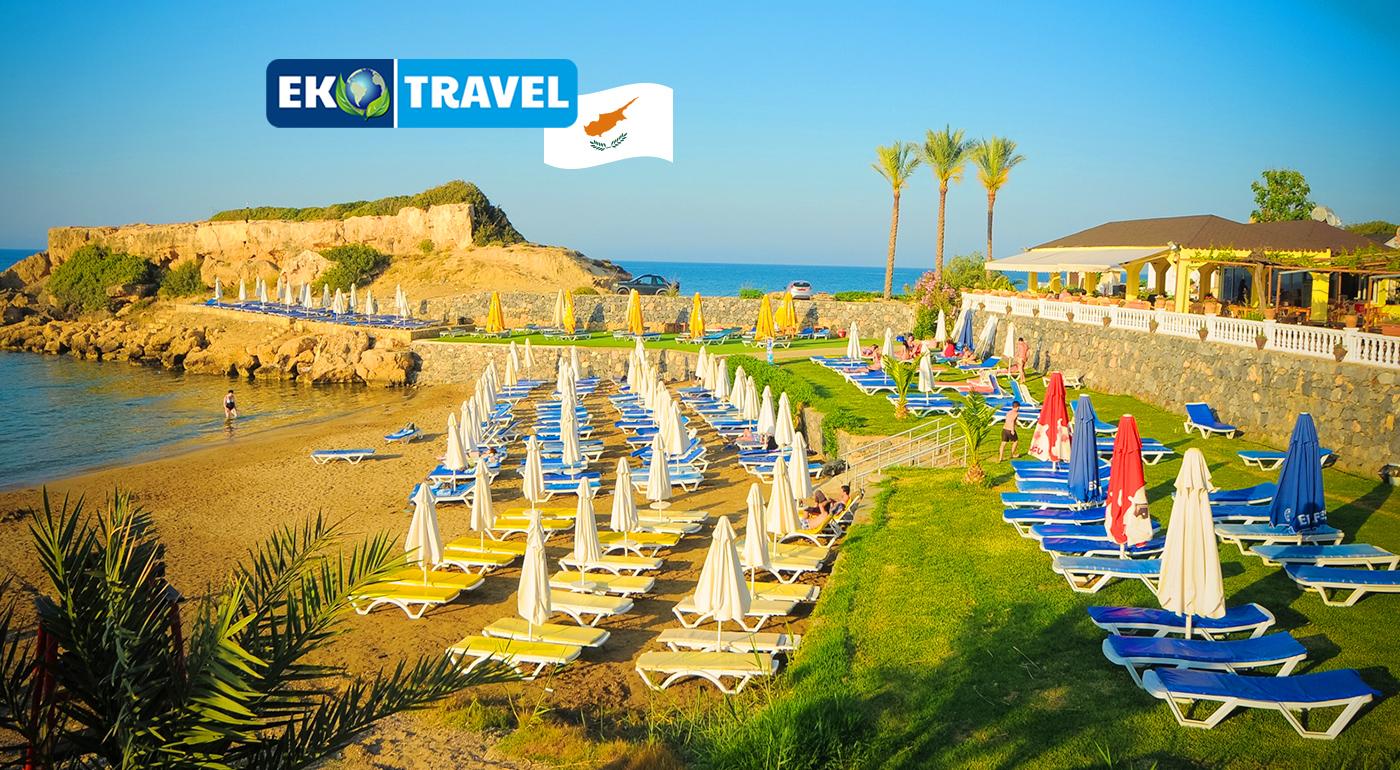 Fotka zľavy: Letecký zájazd do oblasti severného Cypru na 8 dní s polpenziou a sprievodcom už od 199 €. Ubytovaní budete v 4* Riverside Premium hoteli. Privítajte jar so slniečkom pri mori!