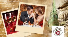 Zľava 34%: Prežite vo dvojici pár dní romantiky aj počas Valentína v historickom kaštieli Biela dáma a Čierny rytier už od 65 € vrátane raňajok, sektu, sladkého prekvapenia a biliardu a omnoho viac.