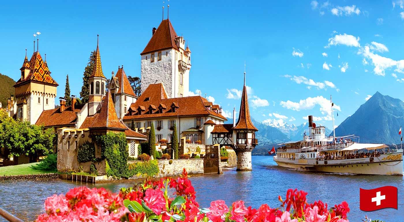 5-dňový poznávací zájazd do nádherného Švajčiarska. Spoznajte krajinu hodiniek a navštívte svetoznámy ostrov kvetov Mainau