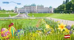 Zľava 36%: Urobte si výlet do historickej Viedne odetej do veľkonočného šatu! Jednodňový zájazd s CK Legiotour len za 16,90 € s návštevou veľkonočných trhov a prehliadkou mesta so sprievodcom!
