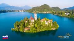 Zľava 32%: Krásy Slovinska počas 3-dňového zájazdu s CK Prima Travel len za 149 € na osobu. Navštívte jednu z najdlhších jaskýň sveta, očarujúce jazero Bled a ochutnajte lahodné víno z tejto oblasti!