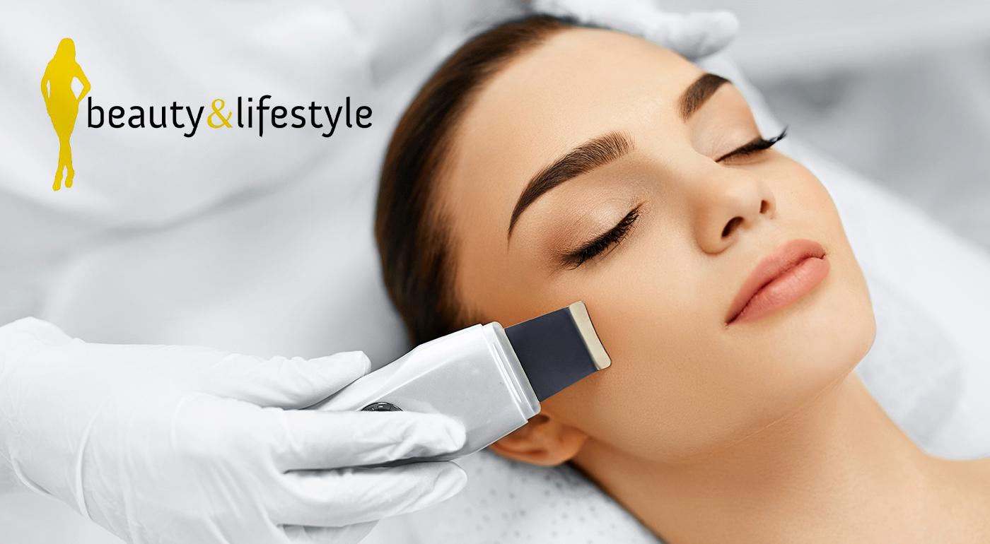 Vyskúšajte novinku - hĺbkové čistenie pleti ultrazvukom v salóne krásy Beauty & Lifestyle