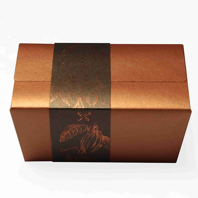 Darčekové balenie ručne vyrobených čokoládových praliniek BALLOTIN