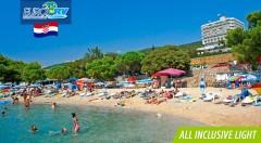 Zľava 30%: Chorvátska letná dovolenka v krásnej Crikvenici vo Vile Skoko** len 100 m od pláže iba za 275 € na 8 dní vrátane ALL INCLUSIVE LIGHT. Dieťa do 7 rokov zadarmo!