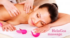 Zľava 38%: Zregenerujte sa po dlhom dni - relaxačno-liečebná masáž, masáž chrbta klasická masáž celého tela či masáž lávovými kameňmi v Salóne HelaGoS massage v centre Bratislavy už od 8,90 €.